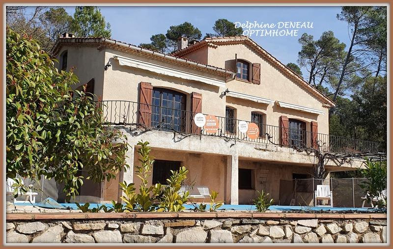Maison de caractère de 180  m2 - Brignoles (83170)