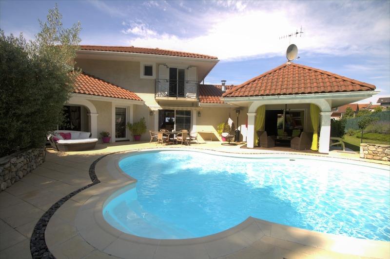 Villa d'architecte de 267  m2 - Thonon-les-Bains (74200)