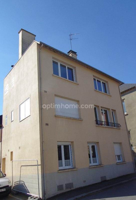 Immeuble de rapport de   m2 - Janzé (35150)