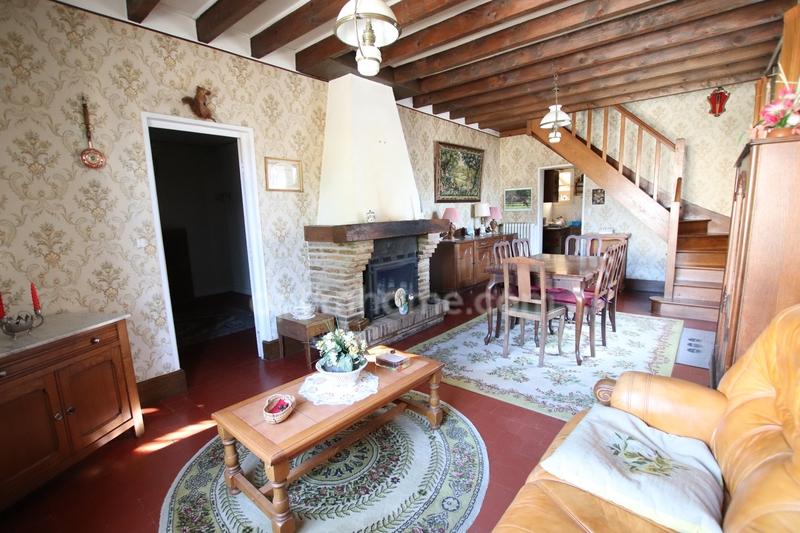 Maison de village de 100  m2 - Souesmes (41300)