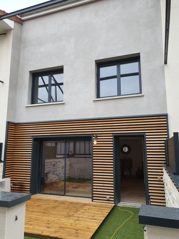 Maison de 72  m2 - Reims (51100)