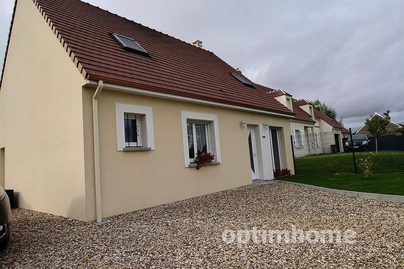 Maison de 107  m2 - Estrées-Saint-Denis (60190)
