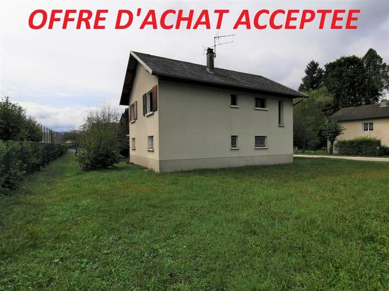 Maison individuelle de 102  m2 - Saint-Laurent-du-Pont (38380)