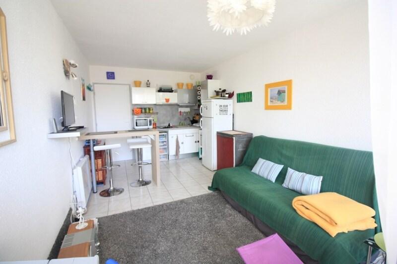 Appartement de 29  m2 - Agde (34300)