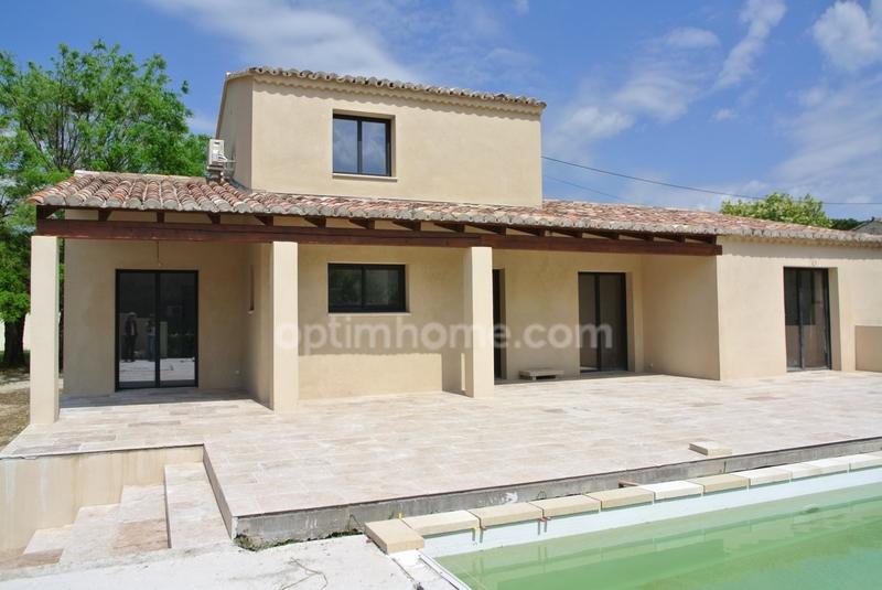 Maison de 144  m2 - Maussane-les-Alpilles (13520)