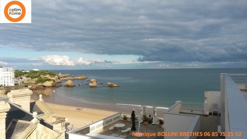 Appartement en résidence de 62  m2 - Biarritz (64200)