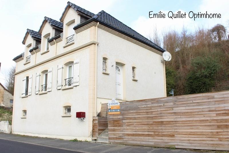 Maison contemporaine de 124  m2 - Saint-Léger-lès-Domart (80780)