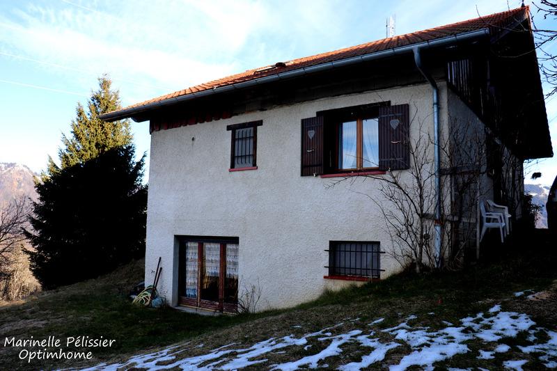 Maison de 120  m2 - Saint-Sigismond (74300)
