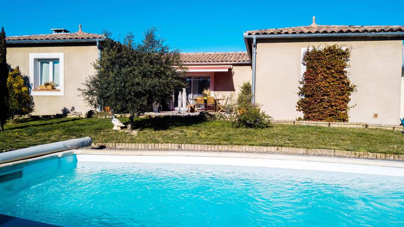 Maison plain-pied de 144  m2 - Carcassonne (11000)
