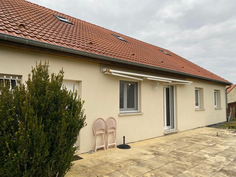 Maison de 90  m2 - Volmerange-lès-Boulay (57220)