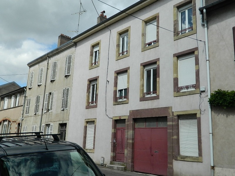 Immeuble de rapport de   m2 - Lunéville (54300)