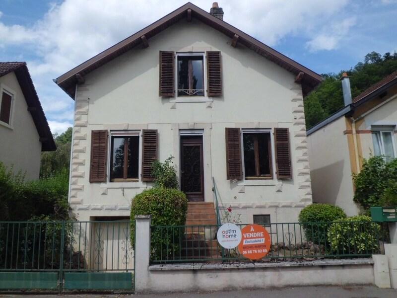 Maison à rénover de 106  m2 - Saint-Dié-des-Vosges (88100)