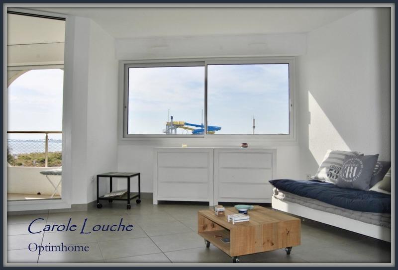 Appartement rénové de 36  m2 - Le Grau-du-Roi (30240)
