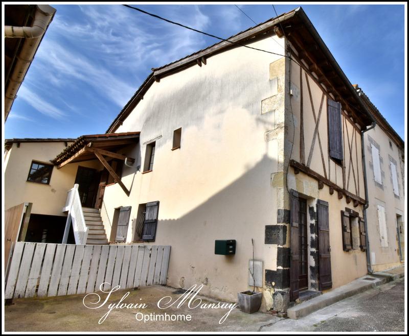 Maison de 110  m2 - Nérac (47600)
