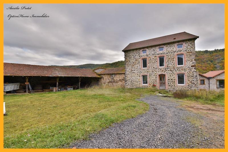 Maison en pierre de 150  m2 - Massiac (15500)