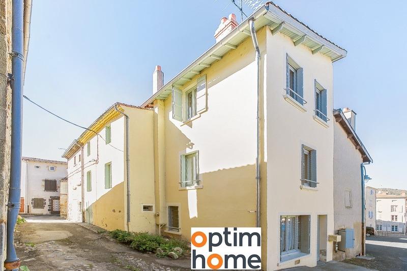 Maison de 120  m2 - Billom (63160)