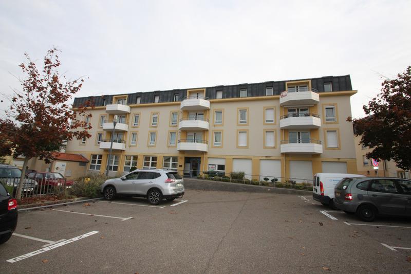 Appartement en résidence de 143  m2 - Montigny-lès-Metz (57950)