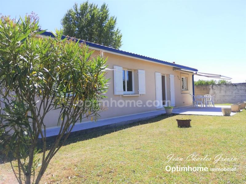 Maison contemporaine de 91  m2 - Créon (33670)