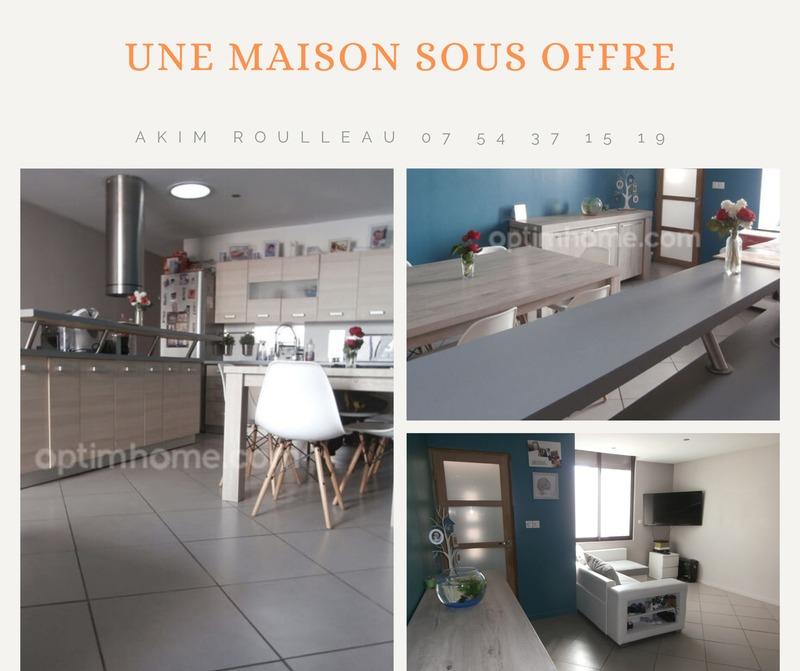 Maison de 85  m2 - Tourcoing (59200)