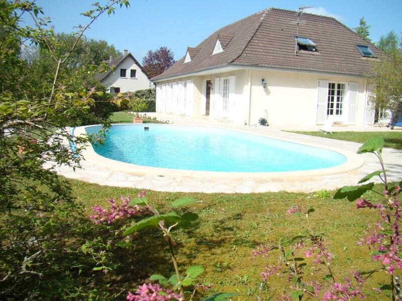 Maison bourgeoise de 252  m2 - Isle (87170)