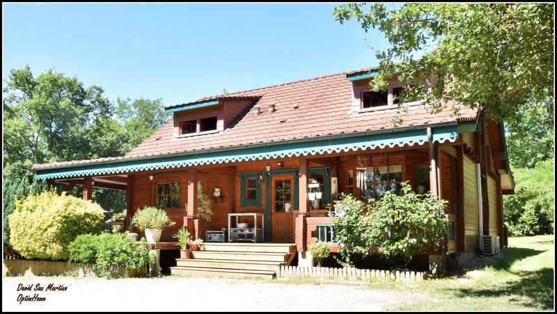 Maison de 135  m2 - Réaup-Lisse (47170)