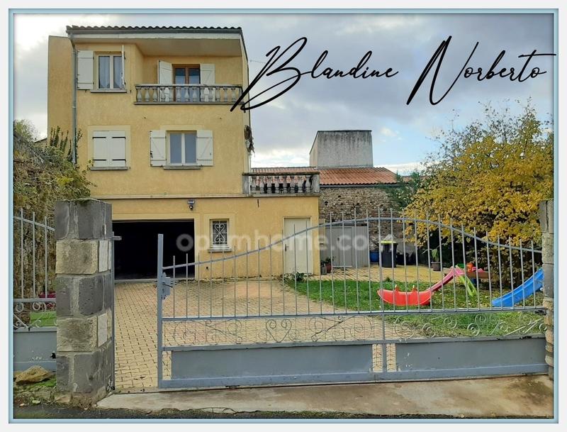 Maison de village de 145  m2 - Vertaizon (63910)