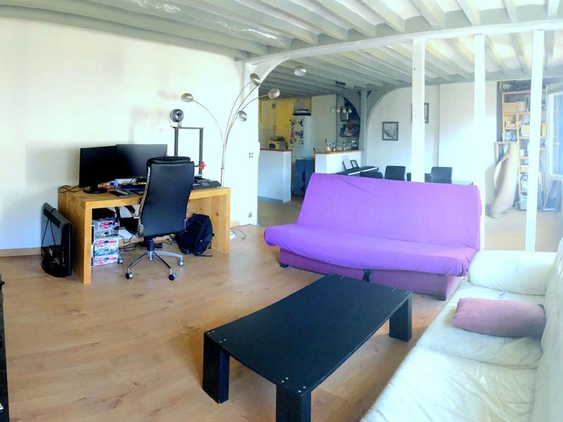 Appartement rénové de 70  m2 - Rouen (76000)