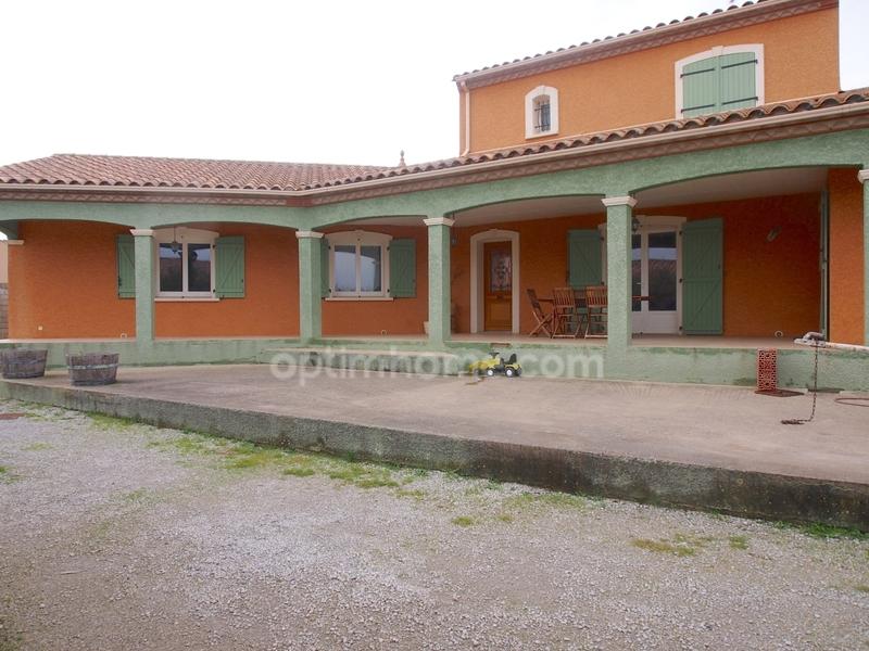 Maison individuelle de 175  m2 - Carcassonne (11000)