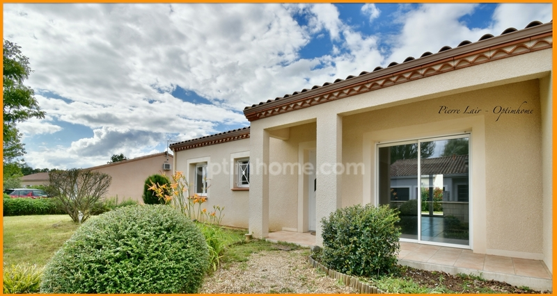 Maison de 96  m2 - Terssac (81150)