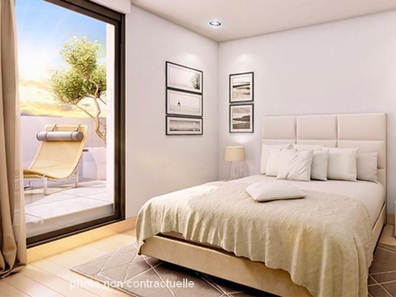 Appartement de 40  m2 - Marseille (13013)