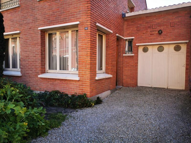 Maison de ville de 90  m2 - Valenciennes (59300)