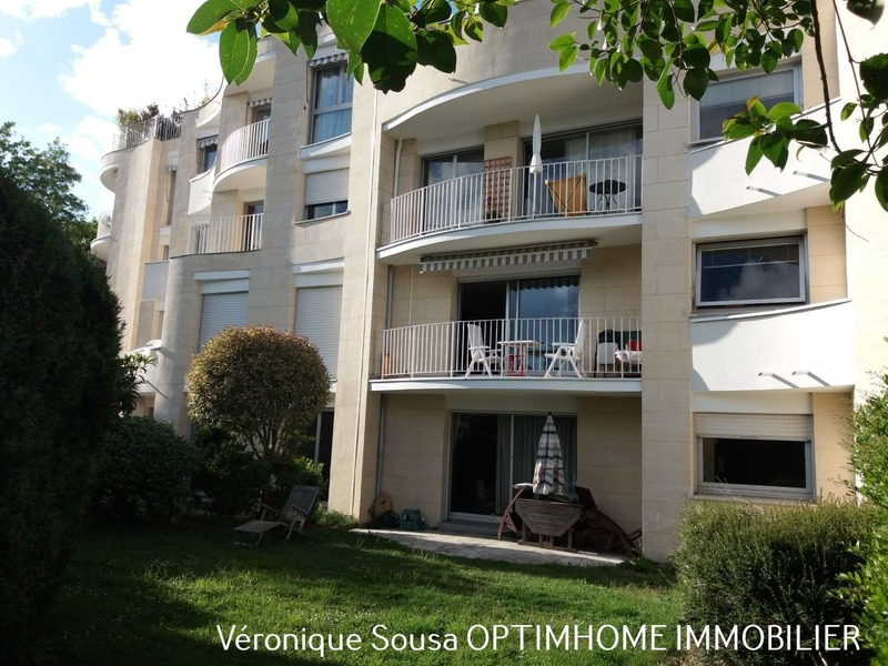 Appartement en résidence de 98  m2 - Saint-Germain-en-Laye (78100)