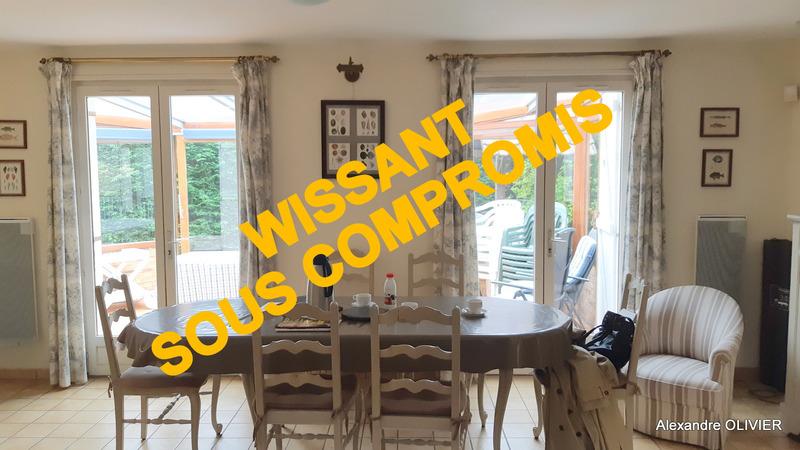 Maison individuelle de 150  m2 - Wissant (62179)