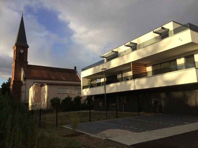 Appartement en frais réduits de 88  m2 - Schweighouse-sur-Moder (67590)