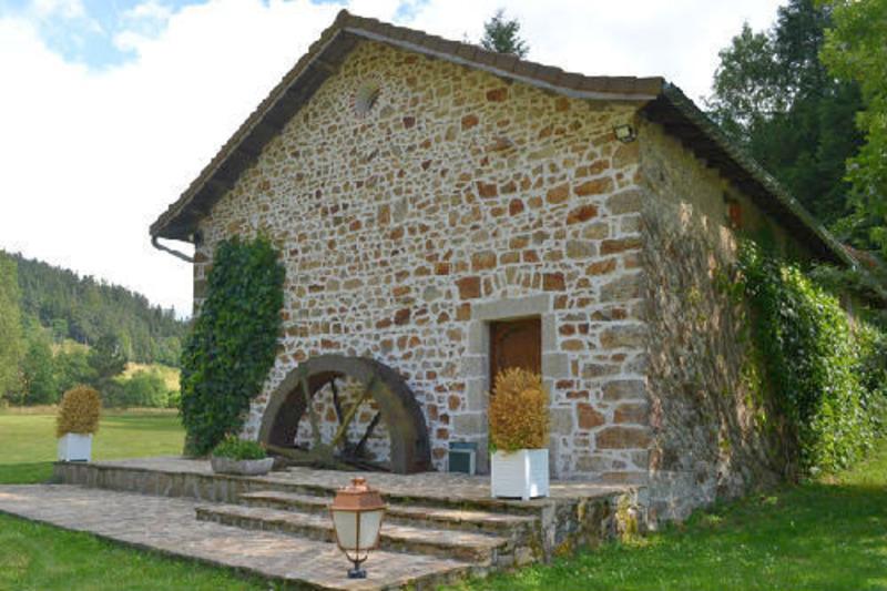 Maison en pierre de 400  m2 - Saint-Étienne (42000)