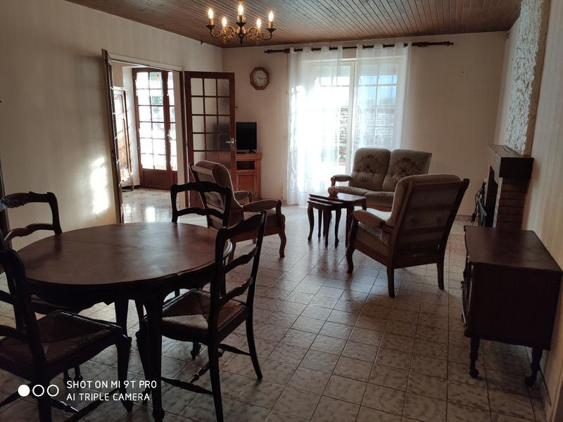 Maison individuelle de 110  m2 - Jauldes (16560)