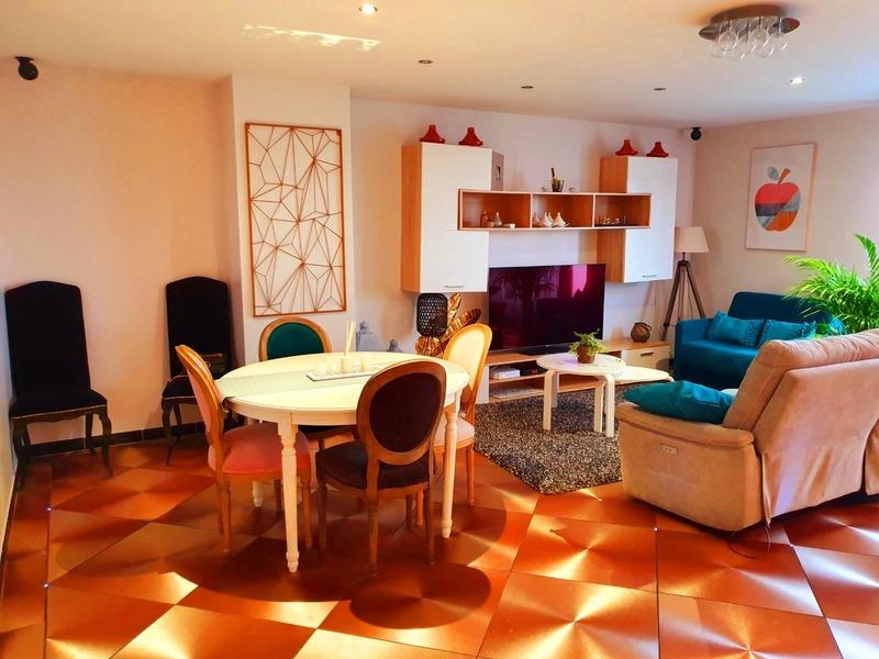 Appartement bourgeois de 98  m2 - Épinay-sur-Seine (93800)