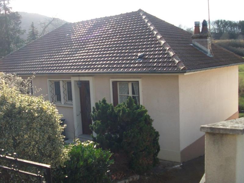 Maison individuelle de 80  m2 - Autun (71400)