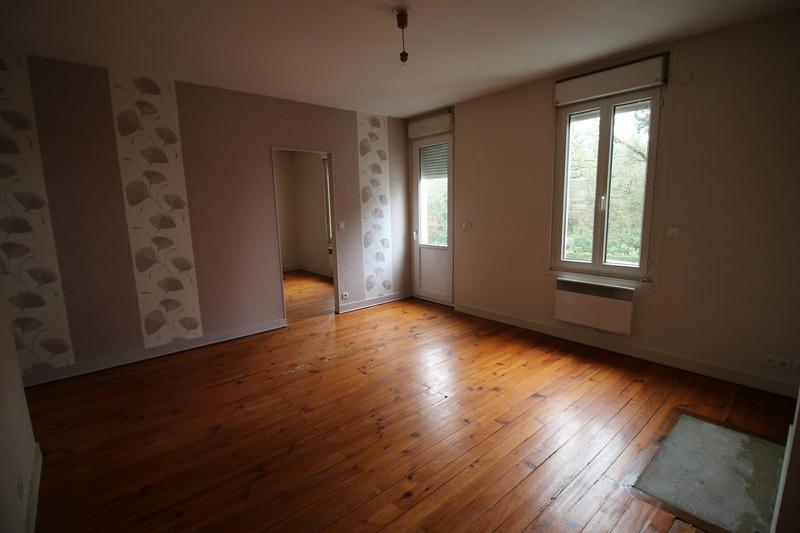 Appartement ancien de 56  m2 - Libourne (33500)