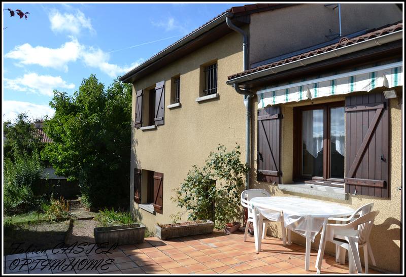 Maison individuelle de 134  m2 - Clermont-Ferrand (63100)
