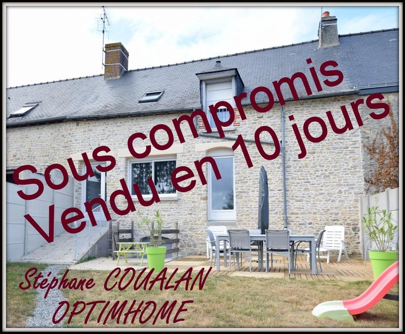 Maison en pierre de 100  m2 - Janzé (35150)