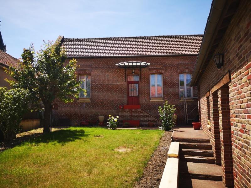Maison de 117  m2 - Saint-Fuscien (80680)