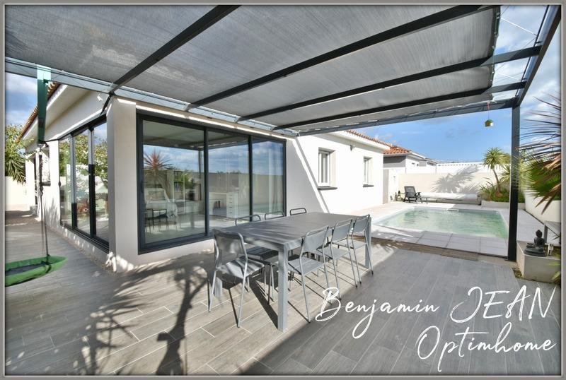 Maison de 137  m2 - Sérignan (34410)