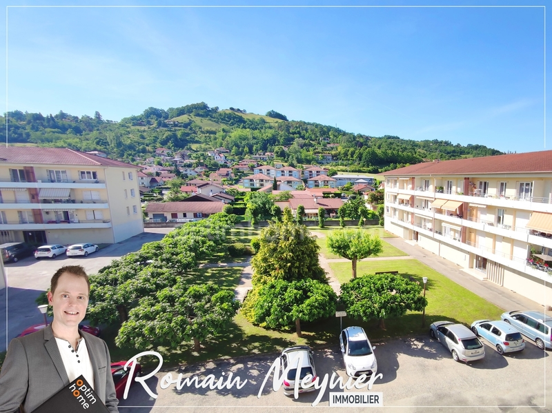 Appartement de 62  m2 - Saint-Marcellin (38160)