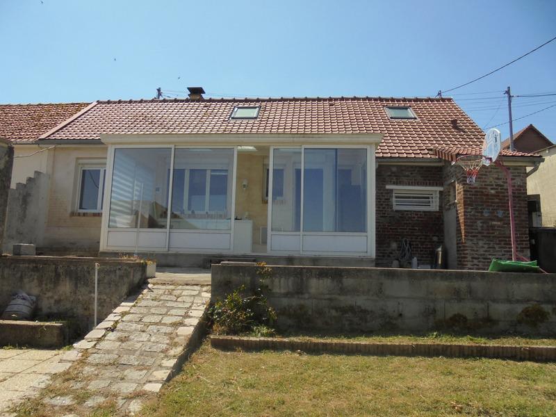Maison de 77  m2 - Dieppe (76200)