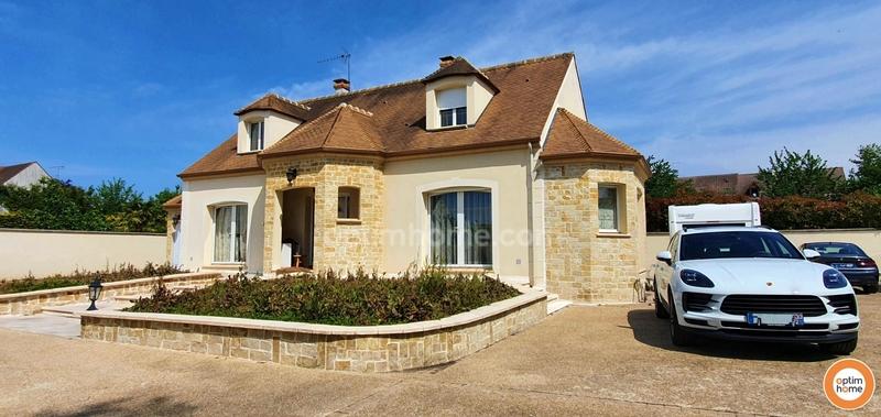 Maison de 158  m2 - Saint-Germain-lès-Arpajon (91180)