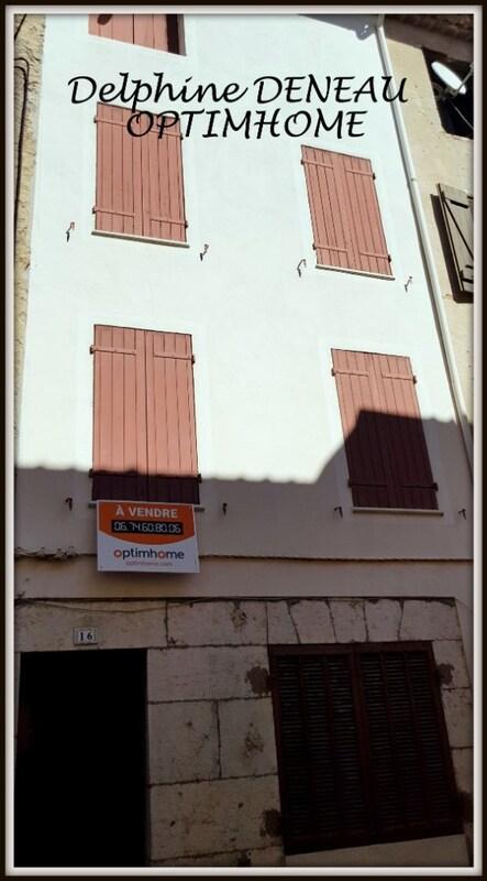 Maison de village de 90  m2 - Tourves (83170)