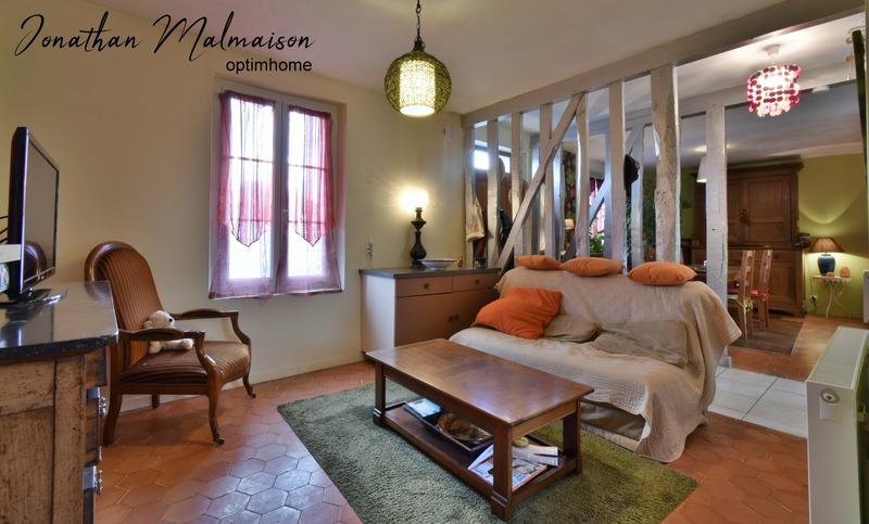 Maison de 90  m2 - Le Neubourg (27110)
