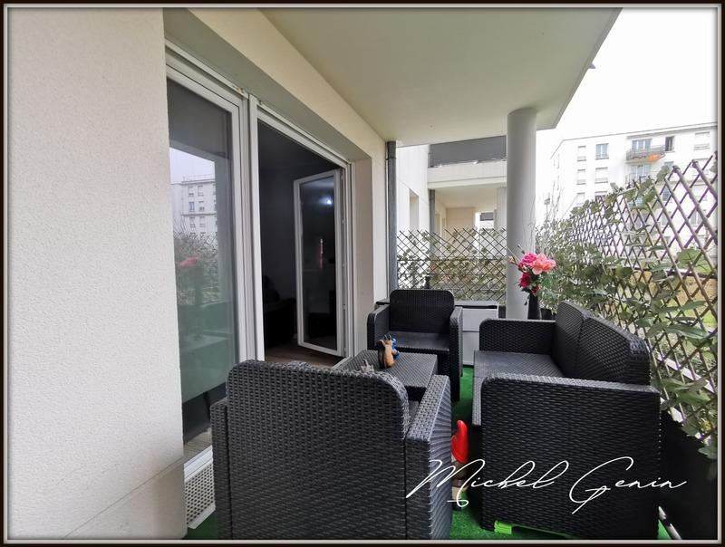 Appartement de 79  m2 - Cergy (95800)