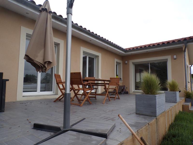 Villa de 103  m2 - Saint-Cyr-sur-Menthon (01380)